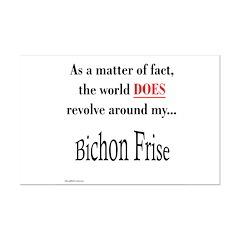 Bichon Frise World Posters