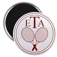 ETA Logo (maroon) Magnet