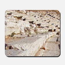 Greek Art. The Theatre of Dionysus. 5th  Mousepad