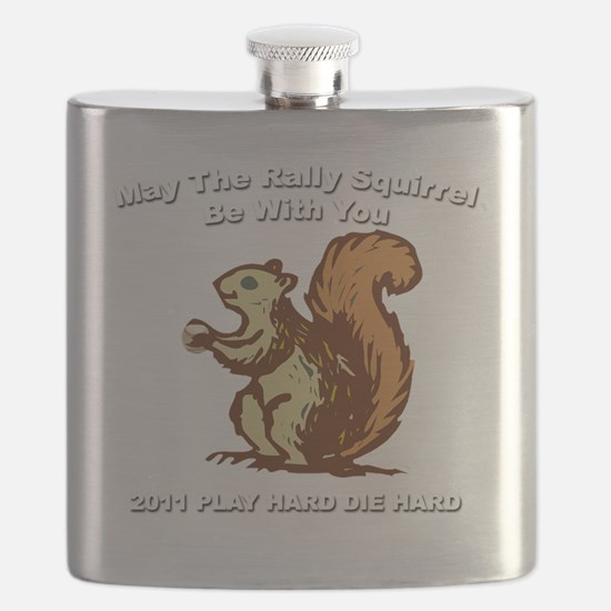 Rally be with you Dark copy Flask