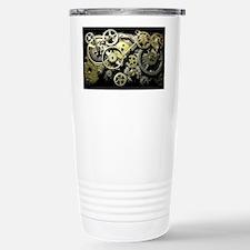 GearsCoinPurse Travel Mug