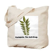 Kariapala the anti drug Tote Bag