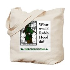 RobinHood12x12 Tote Bag