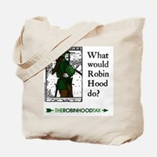 RobinHood12x12 Tote Bag