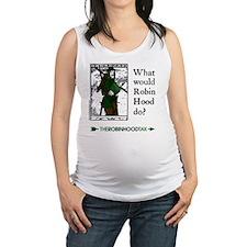 RobinHood12x12 Maternity Tank Top