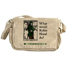RobinHood12x12 Messenger Bag