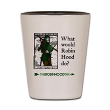 RobinHood12x12 Shot Glass