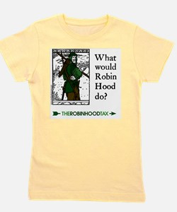 RobinHood12x12 Girl's Tee