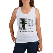 RobinHood12x12 Women's Tank Top