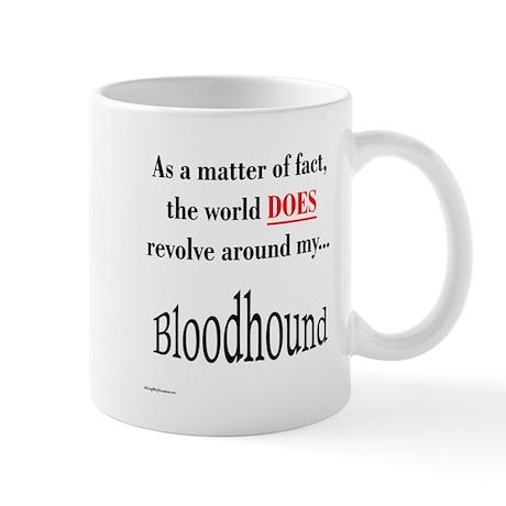Bloodhound World Mug