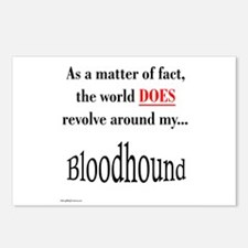 Bloodhound World Postcards (Package of 8)