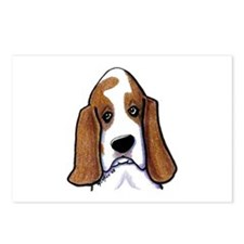 Hound Dog Postcards (Package of 8)