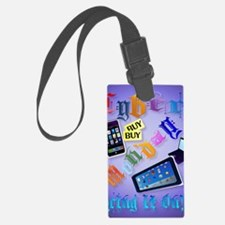 Cyber Monday-Bring It On-2 Poste Luggage Tag