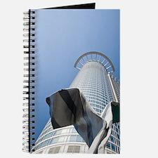 Financial District, DZ Bank Tower.. Financ Journal