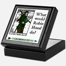 RobinHood10x10 Keepsake Box