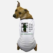 RobinHood10x10 Dog T-Shirt