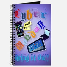 Large Poster Cyber Monday-Bring It On!2 Journal