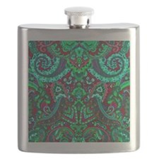 Pillow Neon Funk Flask