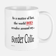 Border Collie World Mug