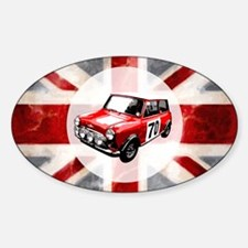 616 Union Jack Mini Montage for Caf Decal