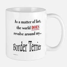 Border Terrier World Mug