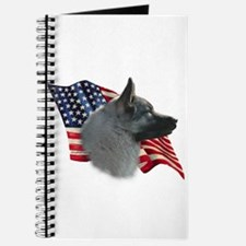Elkhound Flag Journal