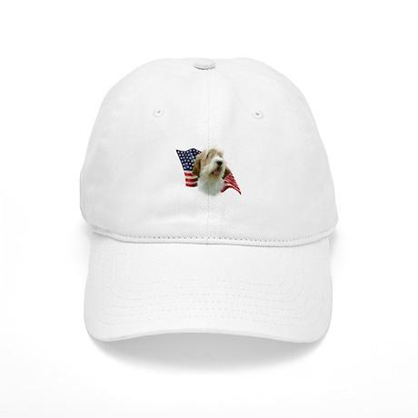 PBGV Flag Cap