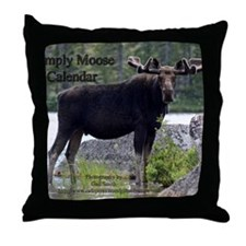 11 Cover Throw Pillow