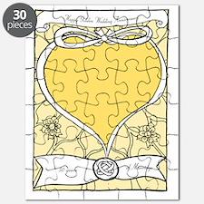wedding_50_anniversary_print Puzzle