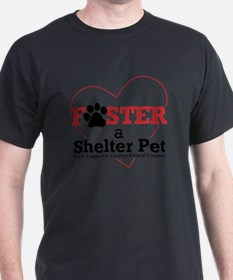 Foster a Shelter Pet Frederick MD T-Shirt