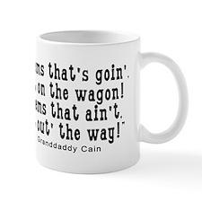 Wagon bumper Mug