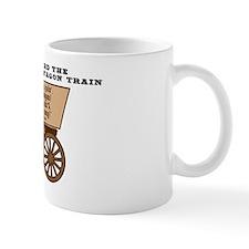 Wagon Rectangle Mug