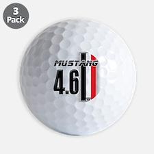 mustang4.6BWR Golf Ball