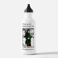 RobinHood11x17 Water Bottle
