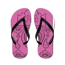 indian_bollywood_canvas_cover Flip Flops
