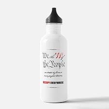 WeThePeople11x17 Water Bottle
