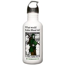 RobinHood16x20 Water Bottle
