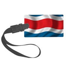 costarica_flag Luggage Tag
