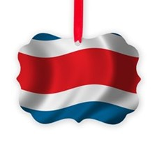 costarica_flag Ornament