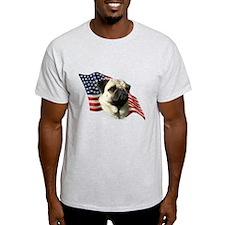 Pug Flag T-Shirt