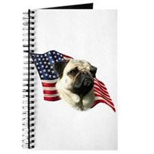 Pug Flag Journal