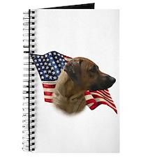 Ridgeback Flag Journal