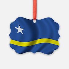 curacao_flag Ornament