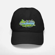Swimming Baseball Hat