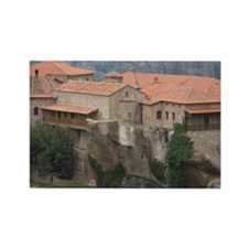 Greece, Meteora. Overview of Varl Rectangle Magnet