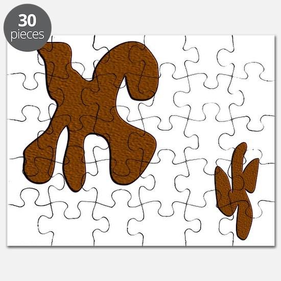muddy mess Puzzle