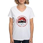 Remember Your Ancestors Women's V-Neck T-Shirt