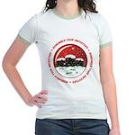 Remember Your Ancestors Jr. Ringer T-Shirt