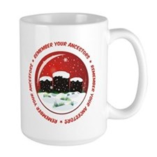 Remember Your Ancestors Mug