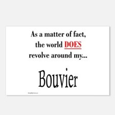 Bouvier World Postcards (Package of 8)